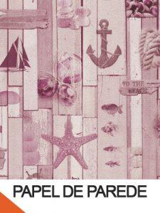 papel de Parede fundo do mar rosa