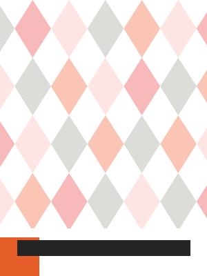 Papel de Parede Infantil | Geométrico