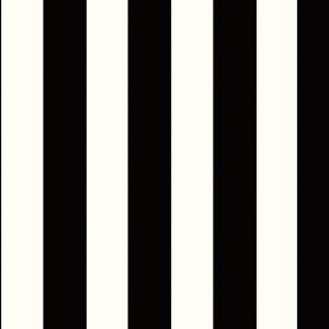papel de parede de listra preto e branco