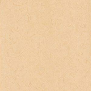 papel de parede ornamentado areia
