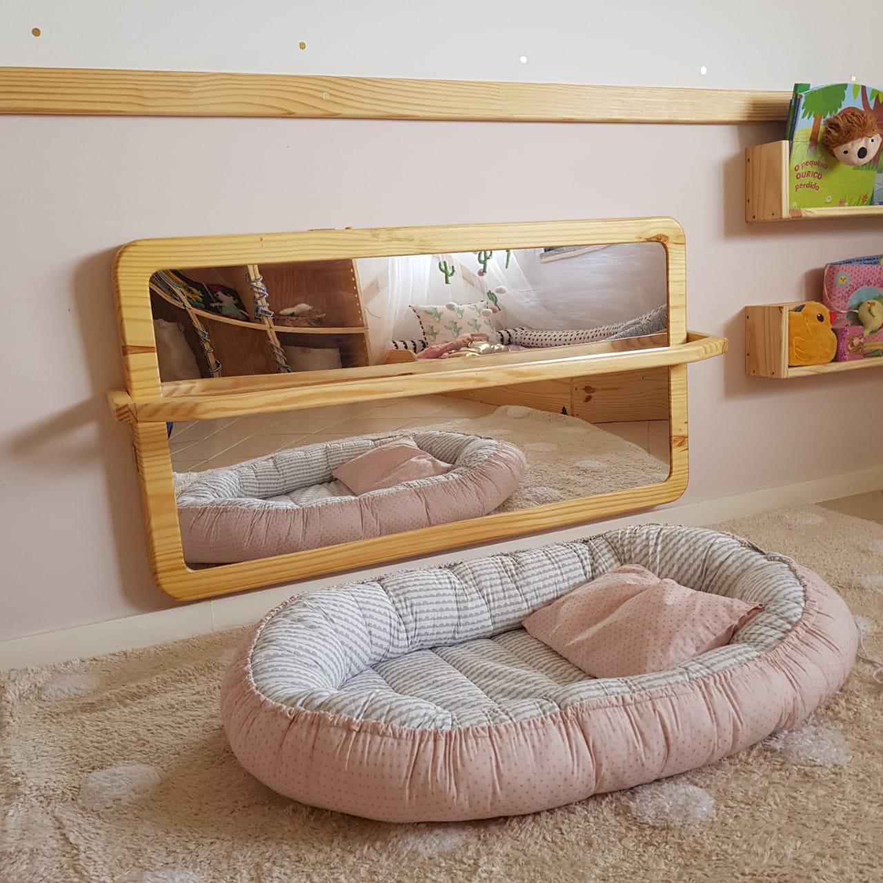 Espelho para quarto infantil