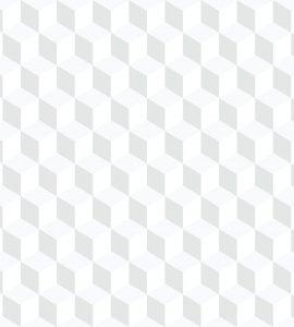 Papel de Parede Geométrico Cinza - Ref: 3645