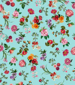 Papel de Parede Floral - Ref: 3650
