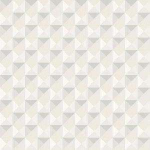 3703 Papel de Parede Geométrico