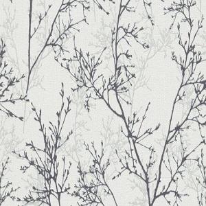 Papel de Parede galhos marrom 5432-10