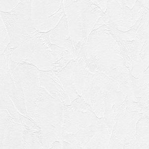 Papel de parede branco imita espatula plastica 5357-10