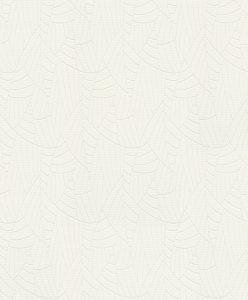 Papel de parede Folhado bege 5427-01