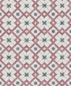 Papel de parede estilo azulejo 6366-06