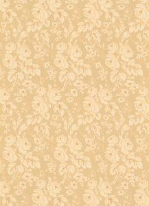 Papel de parede florido Bege escuro 6379-27