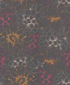 Papel de parede florido 5425-04