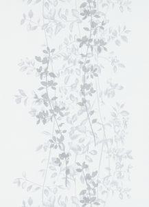 Papel de parede folhas cinza claro 10047-31