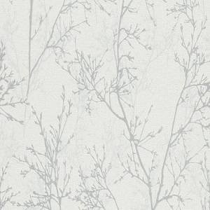 Papel de parede galhos offwhite 5432-31