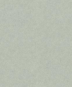 Papel de parede liso verde alga 6370-07