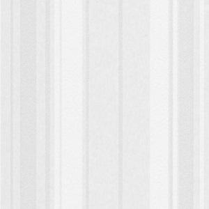 Papel de parede listrado branco cinza 4028-01
