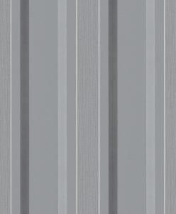 Papel de parede listrado cinza 5429-15