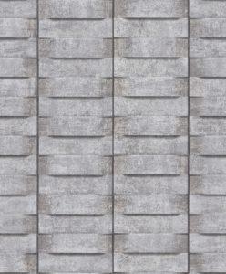Papel de parede ondas estilo madeira 6368-15