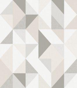 Ref: 4117 - Papel de Parede geométrico.