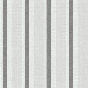 Ref: 4125 - Papel de Parede com linhas em tons de Cinza.