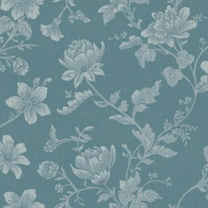 Ref: 4129 - Papel de Parede Flores Diversas.